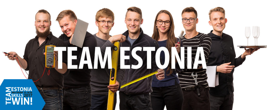 Team Estonia 2017